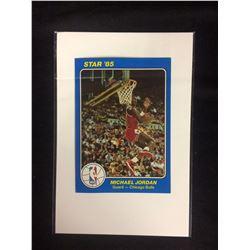 1984-85  #26 Michael Jordan Bulls RARE Rookie (5 X 7)