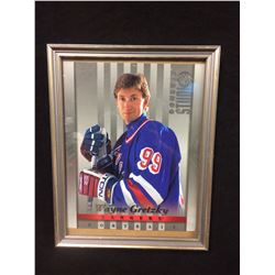 "WAYNE GRETZKY 12"" X 14"" FRAMED PHOTO"