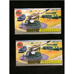 AIRFIX BRISTOL BLOODHOUND MODEL KIT LOT (IN BOX)