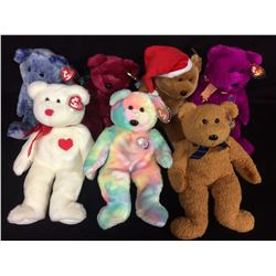 7 LARGE BENNIE BEARS ALL WITH TAGS