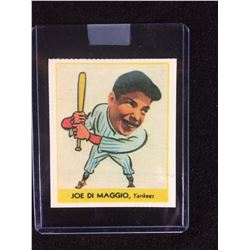 1938 Goudey Heads-Up Card #250 Joe DiMaggio Rookie Card