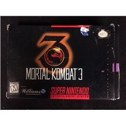 MORTAL KOMBAT 3 (SNES) IN BOX