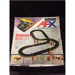 AURORA AFX RIVERSIDE 500 RACING SET (IN BOX)