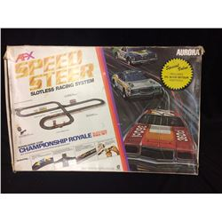 AURORA AFX SPEED STEER SLOTLESS RACING SYSTEM (IN BOX)