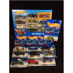 HOT WHEELS TOY CAR LOT