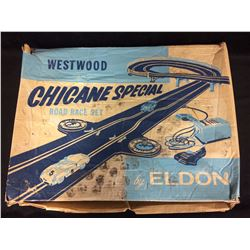 WESTWOOD CHICANE SPECIAL ROAD RACE SET BY ELDON W/ BOX