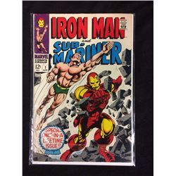IRON MAN & SUB-MARINER #1 (MARVEL COMICS)