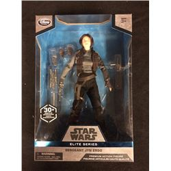 STAR WARS ELITE SERIES  FIGURE (SERGEANT JYN ERSO) IN BOX