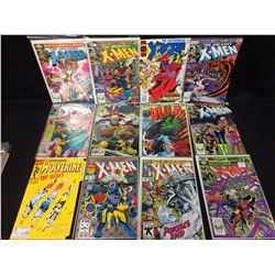 THE UNCANNY X-MEN COMIC BOOK LOT