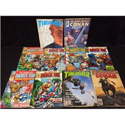 FANTASTIC FOUR COMIC BOOK LOT