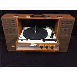 VINTAGE SEABREEZE TURNTABLE