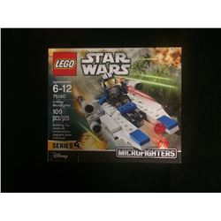 STAR WARS LEGO U-WING  MICRO FIGHTER SERIES 4 (IN BOX)