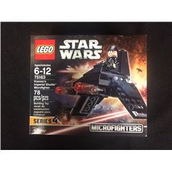 STAR WARS LEGO KRENNIC'S IMPERIAL SHUTTLE MICROFIGHTER SERIES 4 (IN BOX)