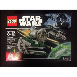 STAR WARS LEGO YODA'S JEDI STARFIGHTER (IN SEALED BOX)