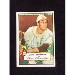 HENRY BEARDON #229 TOPPS BASEBALL CARD