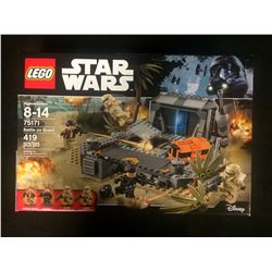 STAR WARS LEGO BATTLE ON SCARIF (IN BOX)