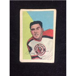 1952/53 PARKHURST HOCKEY CARD GERRY COUTURE