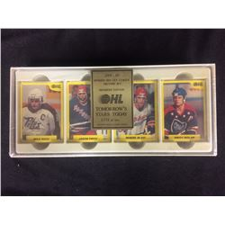 LIMITED EDITION FACTORY SEALED OHL FUTURE STARS LOT