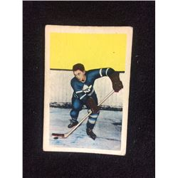 1952/53 PARKHURST HOCKEY CARD GEORGE ARMSTRONG