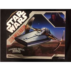 NEW IN BOX STAR WARS SITH INFILTRATOR MODEL