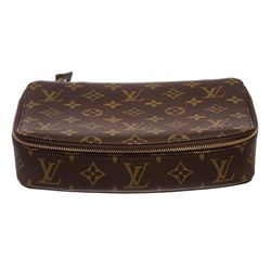 Louis Vuitton Monogram Monte Carlo 22 Jewelry Case Holder