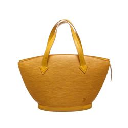 Louis Vuitton Yellow Epi Leather St Jacques PM Shoulder Bag