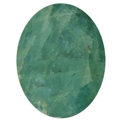 8.42 ctw Oval Emerald Parcel