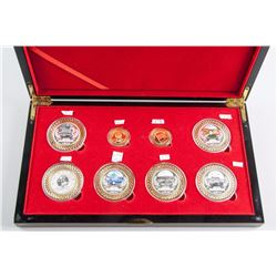 2009 China Founding 60 Year Commemorative Coin Set