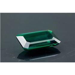 50 ct AAA Lab Emerald Octagon 30 x 20 mm