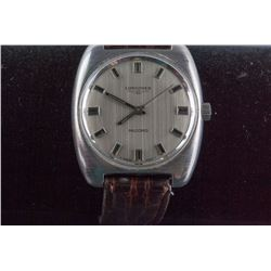 Vintage Longines Record Men's Mechanical Watch