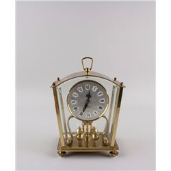 German Hern & Sohne Quartz Table Clock