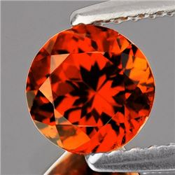 Natural  Spessartite Garnet 6.47 MM - VVS