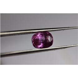 Natural Kashmir Cushion Pink Sapphire 2.23 Ct - VS