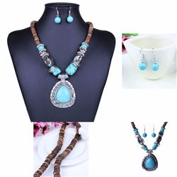 Tibet Fashion Necklace Set