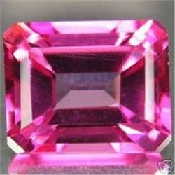 Natural Hot Pink Topaz 31.28 Carats - VVS