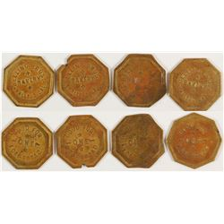 Belling Bros. Bakery Unlisted Tokens (Vallejo, CA)