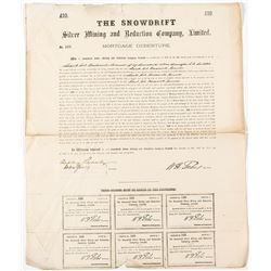 The Snowdrift Silver Mining and Reduction Company, Limited