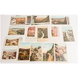 Grand Canyon Color Postcards