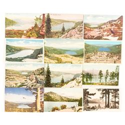 Donner Lake Postcards