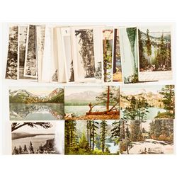 Postcards of Lake Tahoe & the Water that Surrounds Her