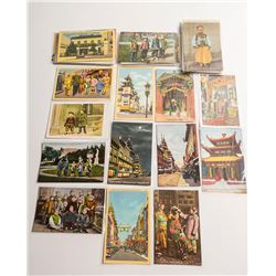 Chinatown Postcard Lot - Remainder