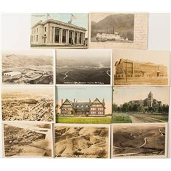 Lewiston, Idaho Postcard Collection: Mostly RPC's