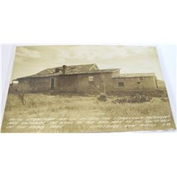 Hotel Stratford Real Photo Postcard (Lordsburg, New Mexico)
