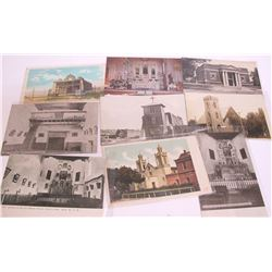 Churches of New Mexico - Postcards