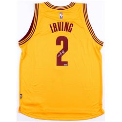 Kyrie Irving Signed Cavaliers Adidas Jersey (Panini COA)
