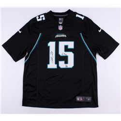 "Allen Robinson Signed LE Jaguars Nike Authentic On-Field Jersey Inscribed ""Go Jags"" (UDA COA)"