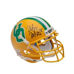 Marcus Mariota Signed Oregon Ducks Mini Helmet (UDA COA)