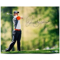 "Rory McIlroy Signed ""Driven"" LE 16x20 Photo (UDA COA)"