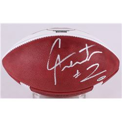 Cam Newton Signed LE Auburn 2011 National Champions Football (UDA COA)