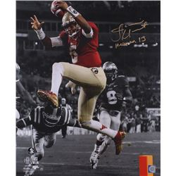 "Jameis Winston Signed Florida State Seminoles 20x24 Photo Inscribed ""Heisman 13"" Limited Edition #11"